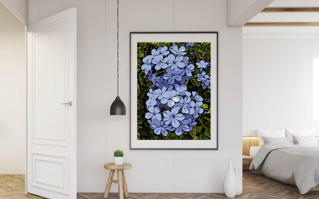 We like Flowers – Blumenposter